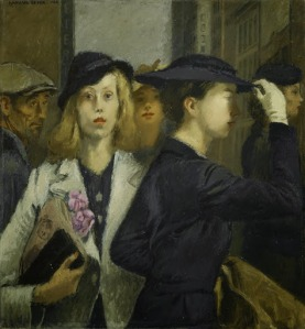 Raphael Soyer - Office Girls